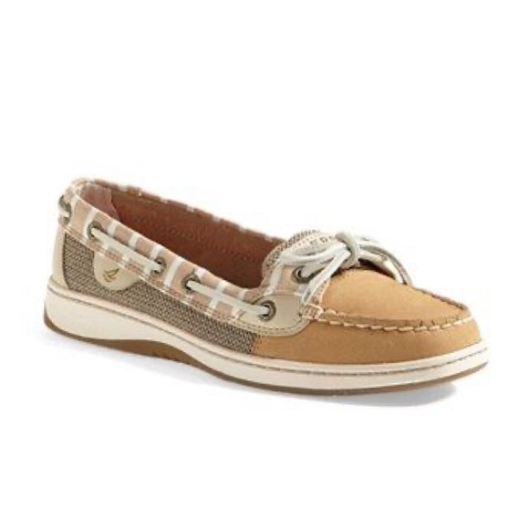 Sperry • Angelfish Breton Striped Boat Shoes